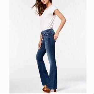 NWOT 7FAM Size 28 Bootcut Jeans